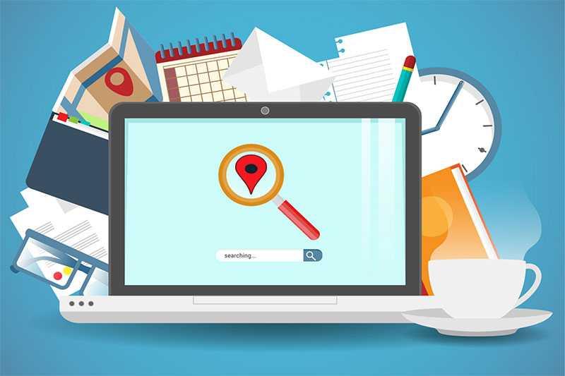wizytówka firmy w google maps
