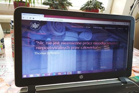 portfolio strony internetowe adwokaci