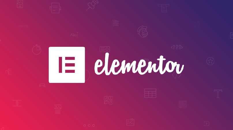 wordpress elementor page builder