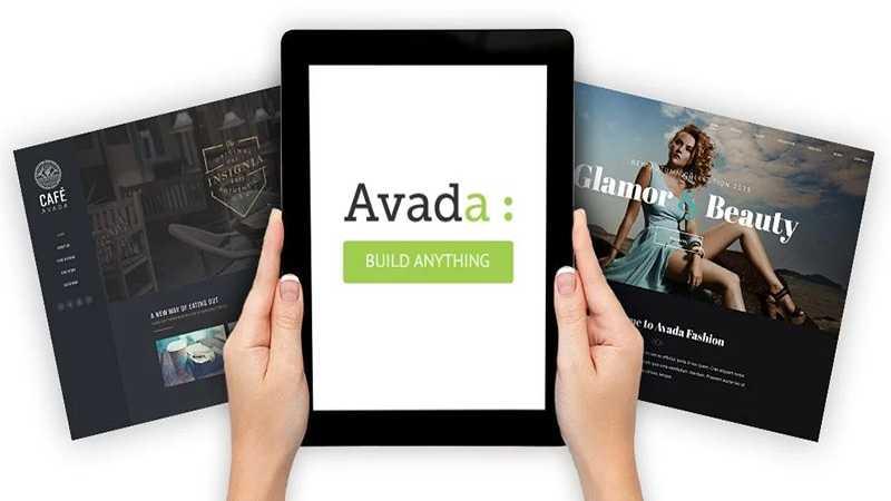 motyw szablon wordpress Avada