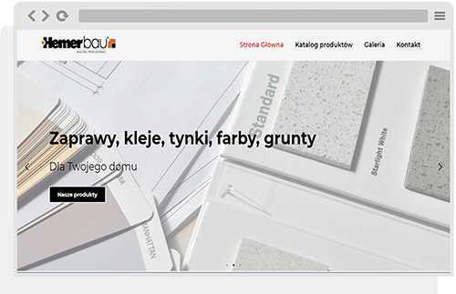 projekt wordpress hemerbau