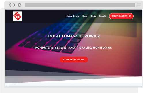 projekt wordpress horowicz