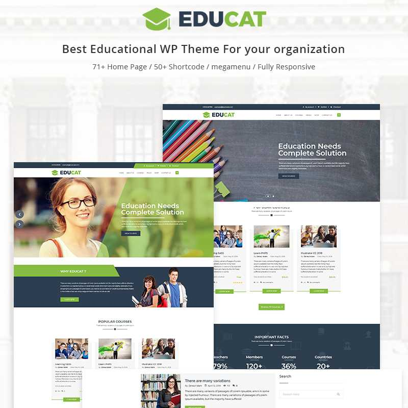 educat learnpress wordpress