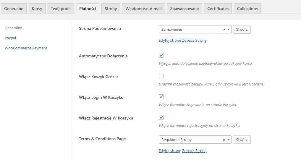 paypal learnpress wordpress