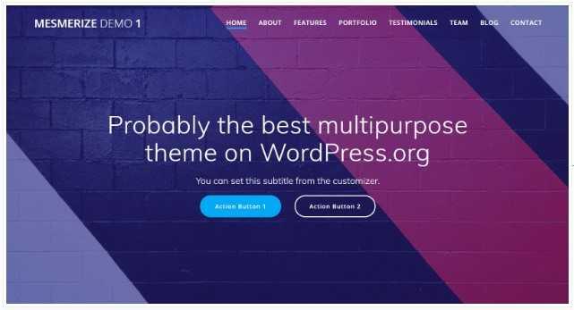 Top 50 Najlepsze Szablony Motywy Wordpress 2021